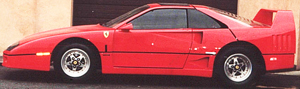Pontiac fiero kit car small