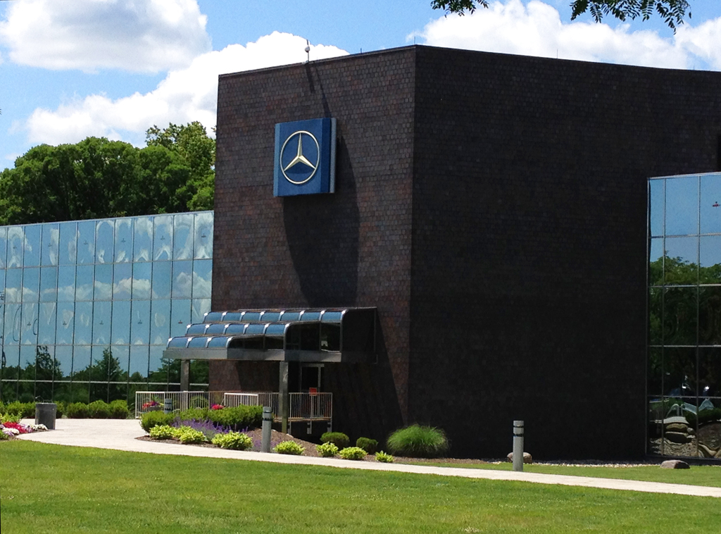 mercedes benz usa headquarters in montvale nj classic ForMercedes Benz Montvale Nj