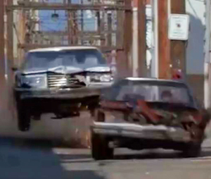 short time, car chase, best, pontiac, 1976, catalina
