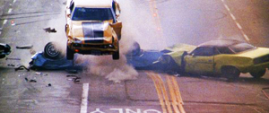 1973, ford, mustang, car chase, gone in 60 seconds, 1974