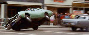 gone in 60 seconds, car chase, 1974,