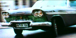 car chase, the master touch, 1958 plymouth, best