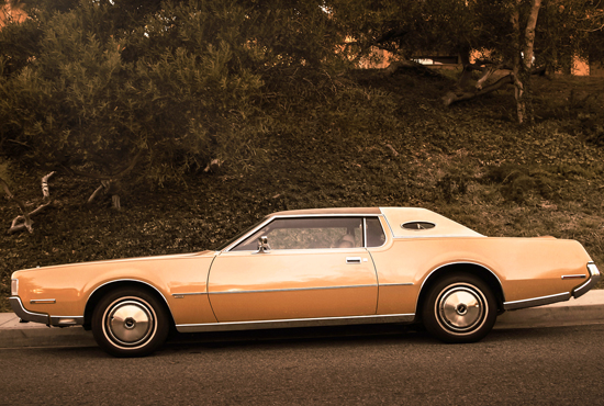 "5th place at 47.2% 1974-76 Lincoln Mark IV coupe (length 228.1"", wheelbase 120.4"")"