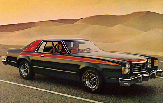 "4th place at 47.4%  1977-79 Ford LTD II coupe (length 216.6"", wheelbase 114"")"