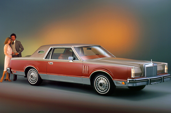 "7th place (2-way tie at 47.0%) 1980-83 Lincoln Mark VI coupe (length 216"", wheelbase 114.4"")"