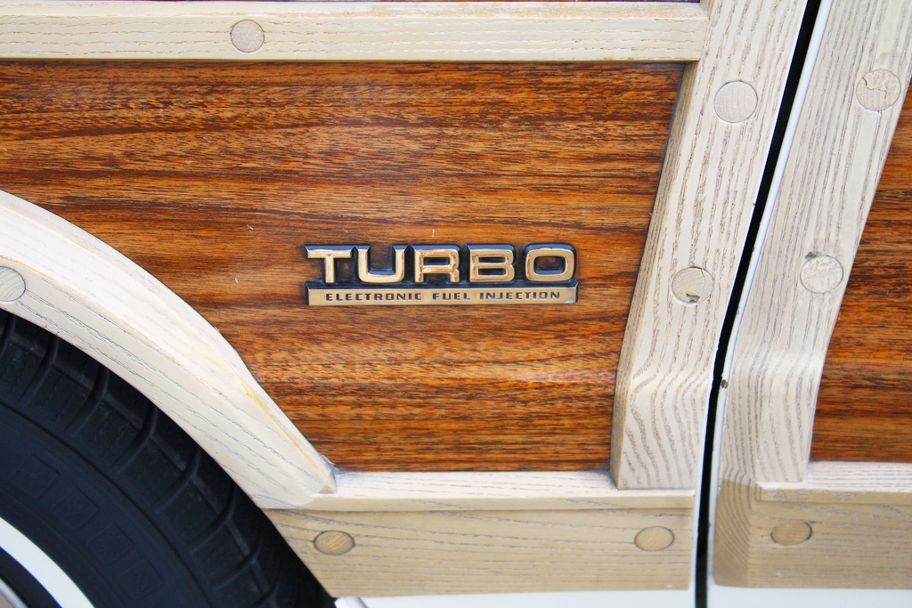 Chrysler turbo emblem