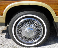 chrysler, wire wheel covers