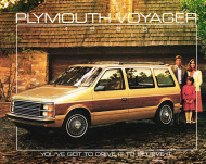 1985, plymouth, voyager, dodge, caravan, wire wheels