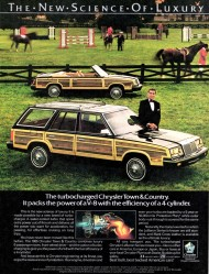 1985 chrysler town & Country