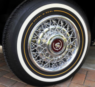 1991, cadillac, wire wheel cover