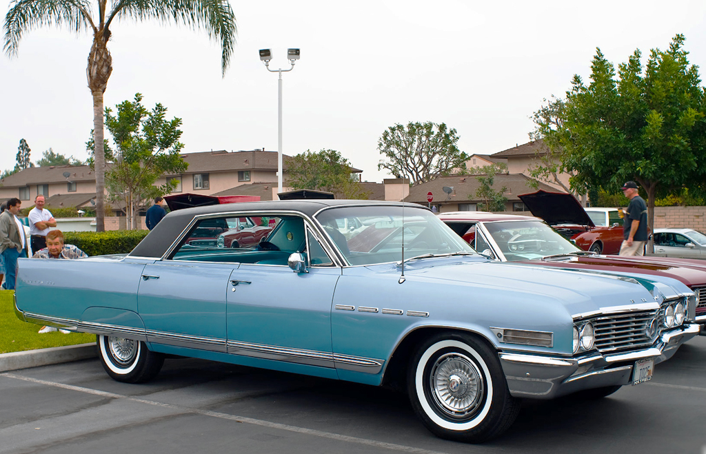 1965, buick, electra, 225