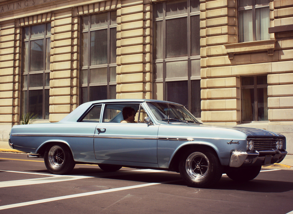 1965, buick, special
