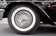 1957, el morocco, hubcap, wheel cover
