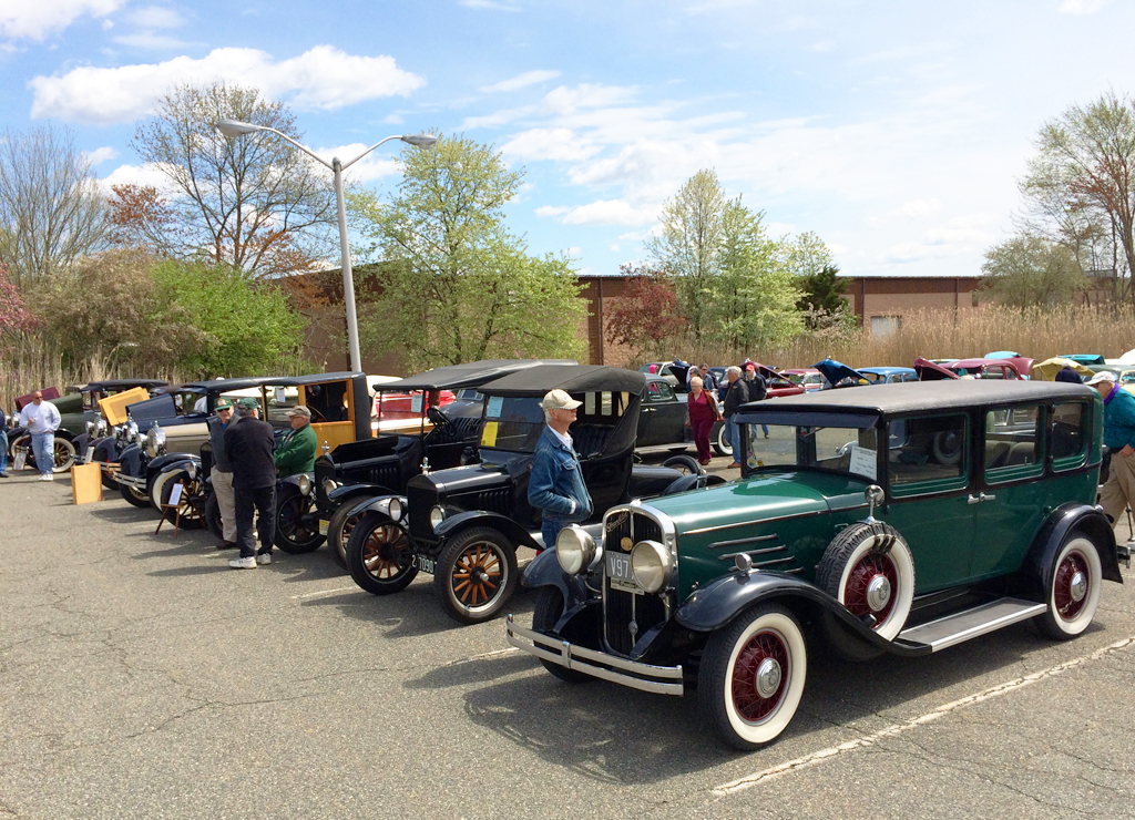 S Vintage Section At The AACA Car Show In Florham Park - Aaca car show