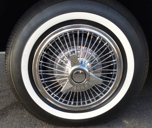 1965 Chevrolet Corvair Wire Wheel Cover Classic Cars