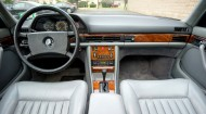 mercedes 126 body interior