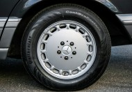 mercedes aluminum wheel