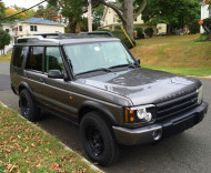 2004, land rover, discovery, se7, steelies, 16 inch, 16-inch, steel wheels