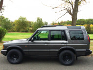 2004, land rover, discovery, se7, 16-inch, 16 inch, steel wheels, steelies