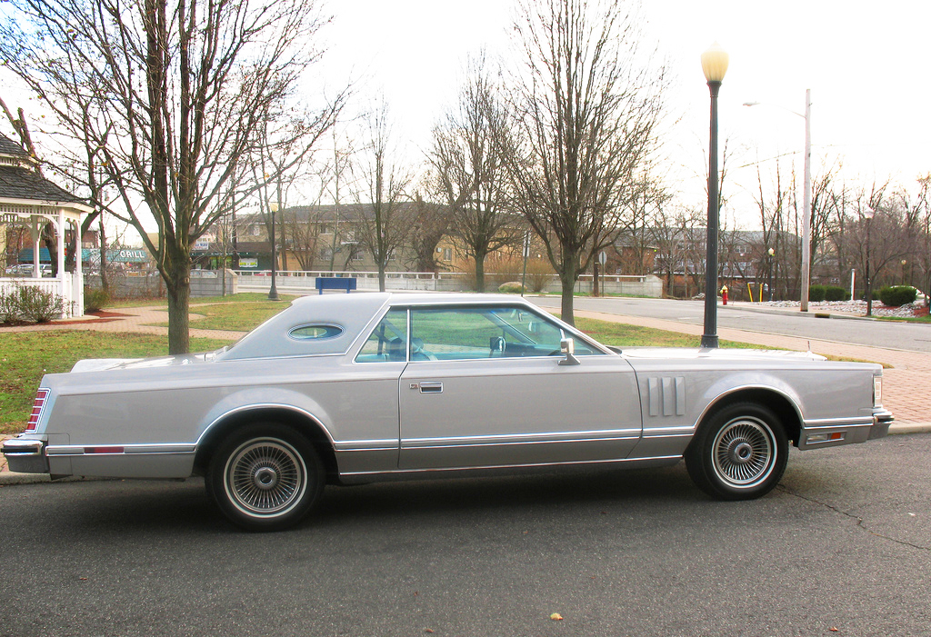 1977, Lincoln, Mark V, Cartier Edition