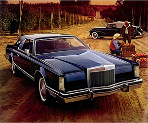 A Look Back At A True American Classic The 1977 79 Lincoln