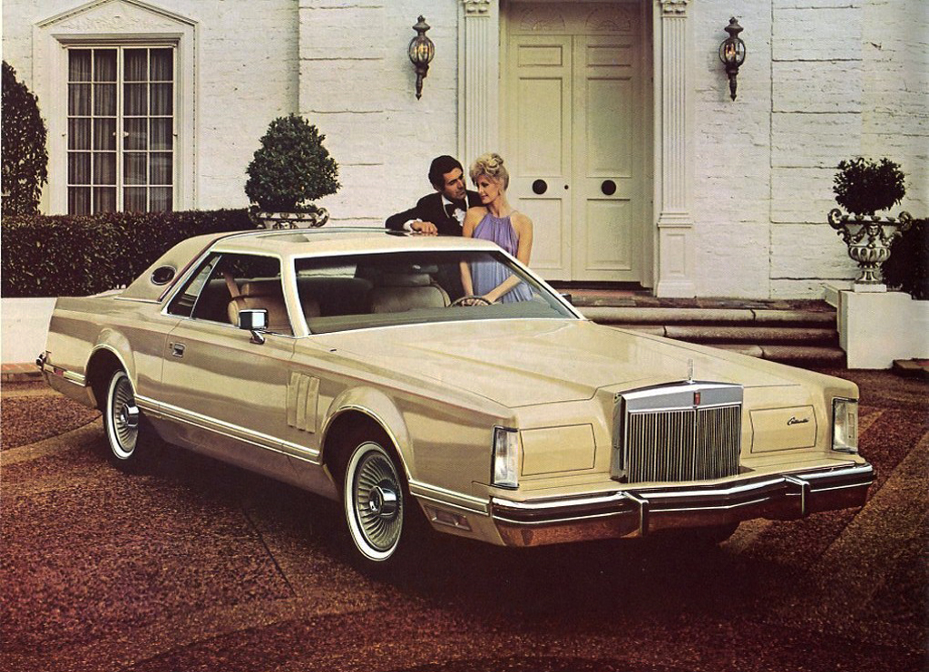 1979, Lincoln, Mark V, Cartier