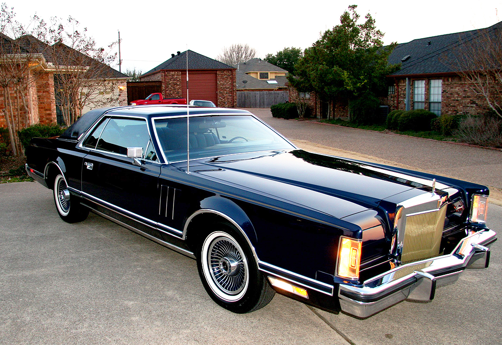 1979 Lincoln Mark V Collectors Series Classic Cars Today