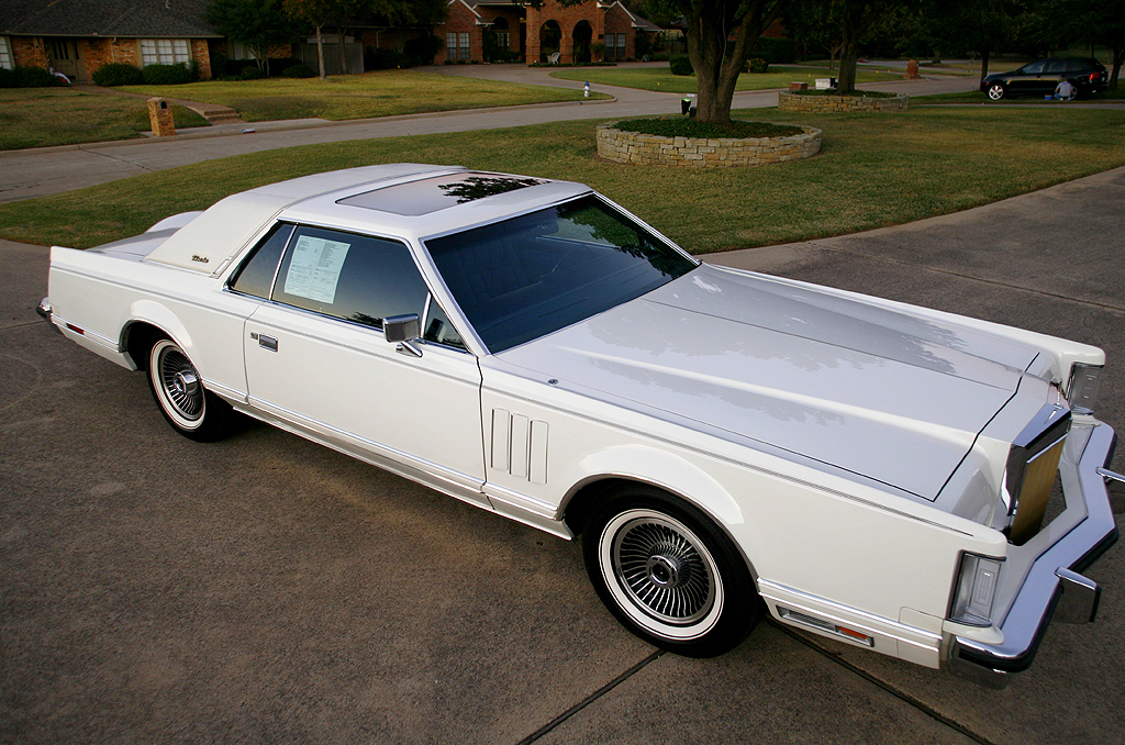 A look back at a true American classic the 197779 Lincoln