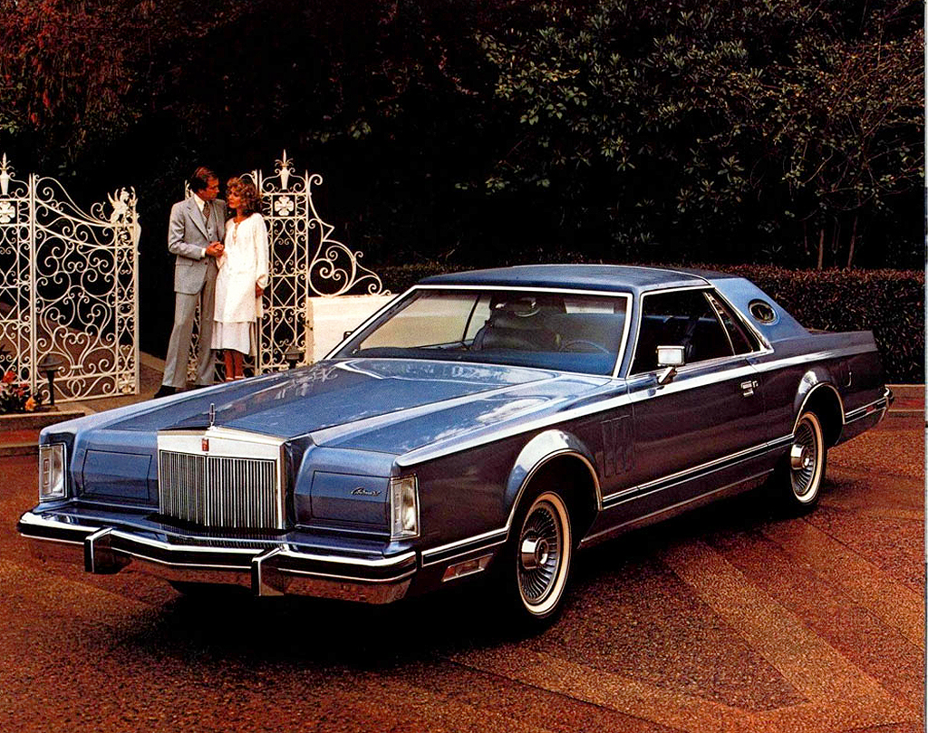 1979 Lincoln Mark V Givenchy Edition