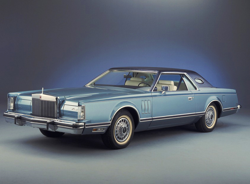1979 Lincoln Mark V Pucci Edition Classic Cars Today Online