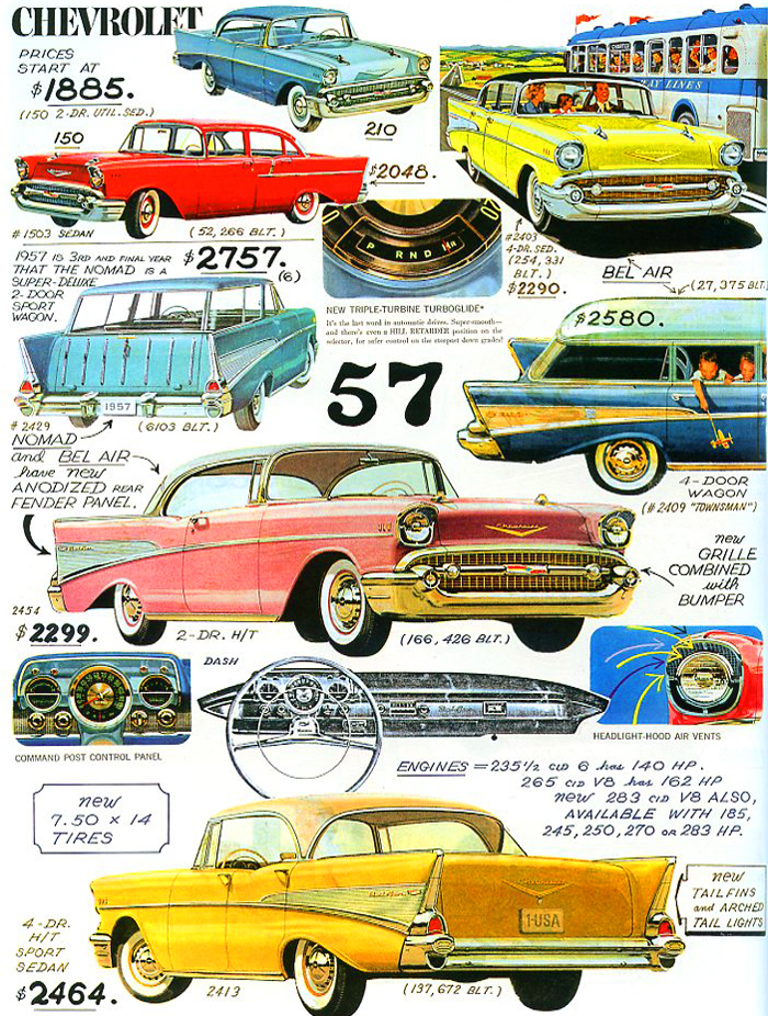 Bel Air Car Autos Post