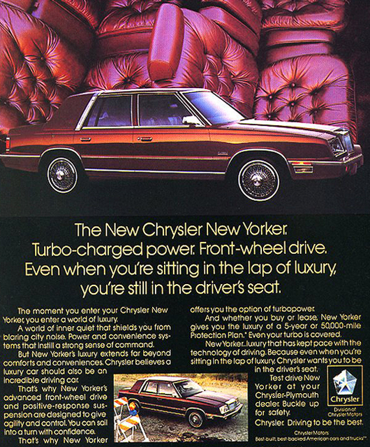 After Seeing The 2012 Ny Auto Show Things Seem Like 1982