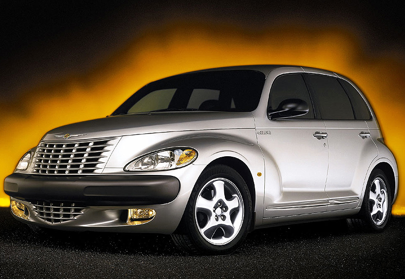 Chrysler PT Cruisers (2001-2010) are all in high demand by a fanatical owner base.  (Photo: Chrysler Corporation)