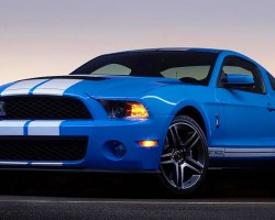 2011 Ford Mustang Shelby Cobra GT500