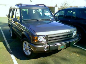 2004 land rover discovery se7 classic cars today online. Black Bedroom Furniture Sets. Home Design Ideas