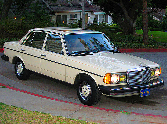 1983 mercedes 240d classic cars today online for Mercedes benz 240 d