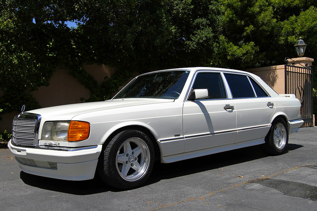 1985 mercedes 500sel amg classic cars today online for 1985 mercedes benz 500sel