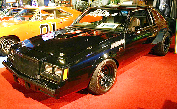 1987 buick grand national from fast and the furious 4 at hollywood star cars museum classic