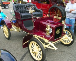 1905 REO.  (Owned by Manny Rein)