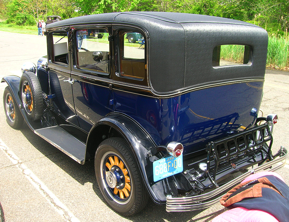 1929 chrysler sedan classic cars today online for 1929 dodge 4 door
