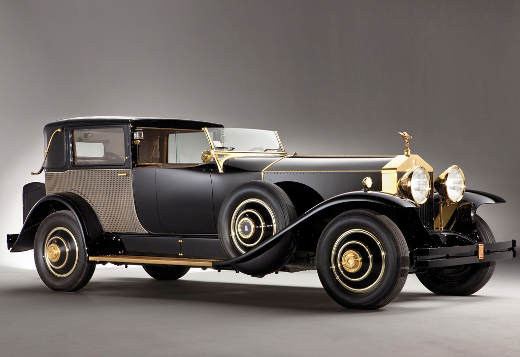 1929 Rolls Royce Phantom
