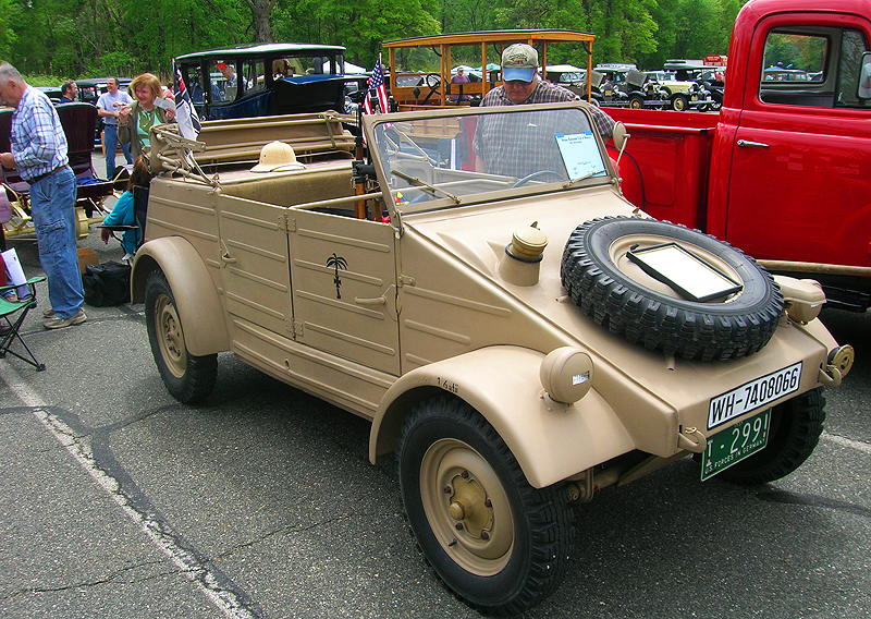 1944 Volkswagen German army 4x4.  (Owned by Sandy Rein)