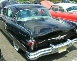 1954 Packard 4-door sedan.  (Owned by Kenn Sly)