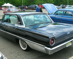 1961 Ford Galaxie 4-door hardtop sedan.  (Owned by Ralph Knechel)