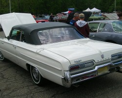 1962 Buick Electra convertible.  (Owned by Ronald Rinaldi)