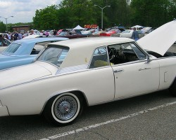 1962 Studebaker Gran Turismo coupe.  (Owned by John Rothenberger)