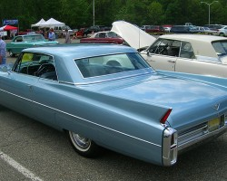 1963 Cadillac Coupe de Ville.  (Owned by Bob Rankin)