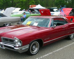 1965 Pontiac Grand Prix.  (Owned by Vinnie Liparl)