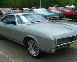 1966 Buick Riviera.  (Owned by Jon Ross)
