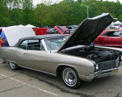 1967 Buick Electra 225 convertible.  (Owned by Duffy Bell)